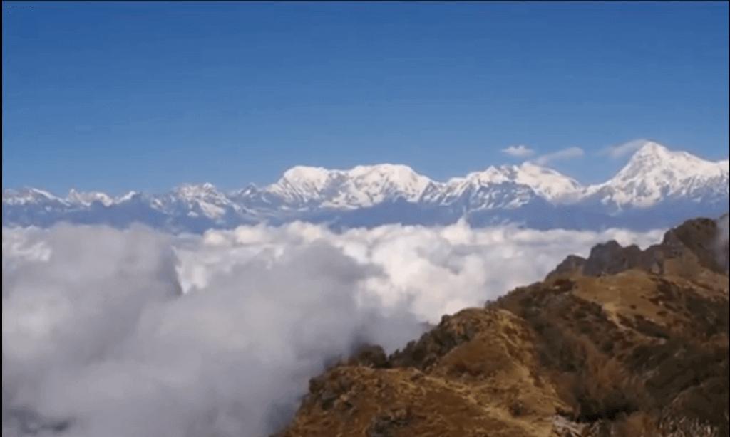 Arun Valley and Milke Danda Trek