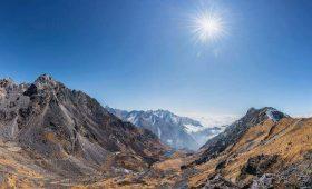 Kanchenjunga Trek Difficulty