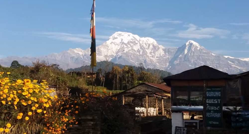 Best Time for Mardi Himal Trek