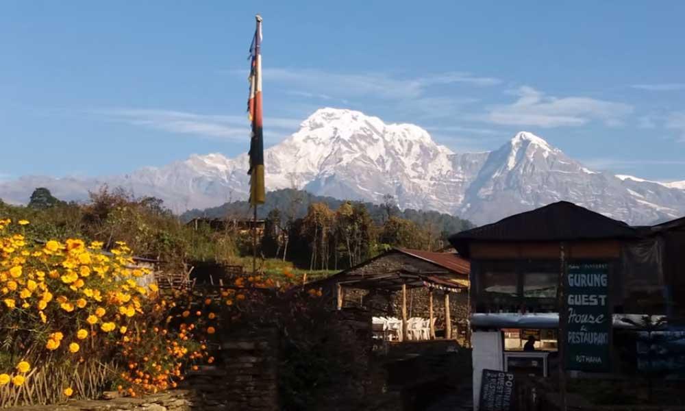 Best Time for Mardi Himal Trek