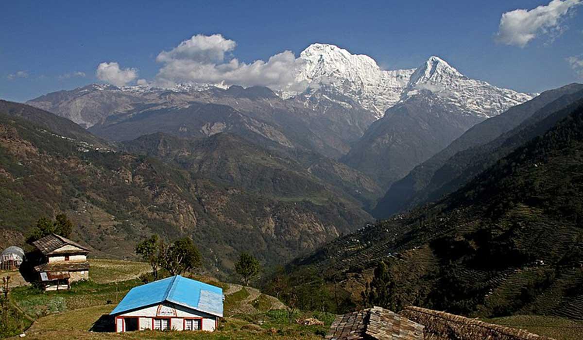 Dhampus Sarangkot trekking