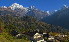 Ghandruk to Mardi Himal