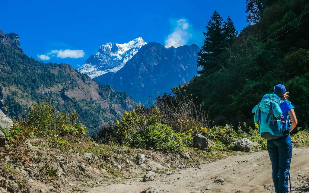 Manaslu - Tsum Valley Trek