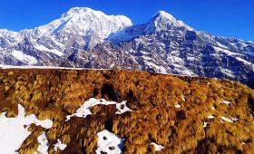 Trekking in Nepal Mardi Himal trek