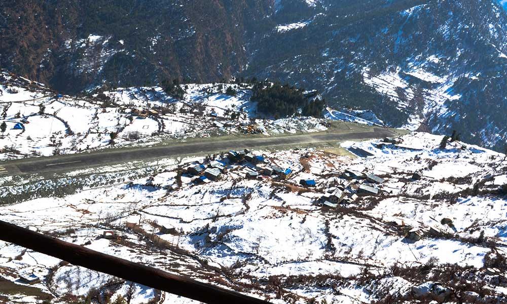 Talcha Airport to Rara Lake