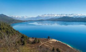 how to go rara lake