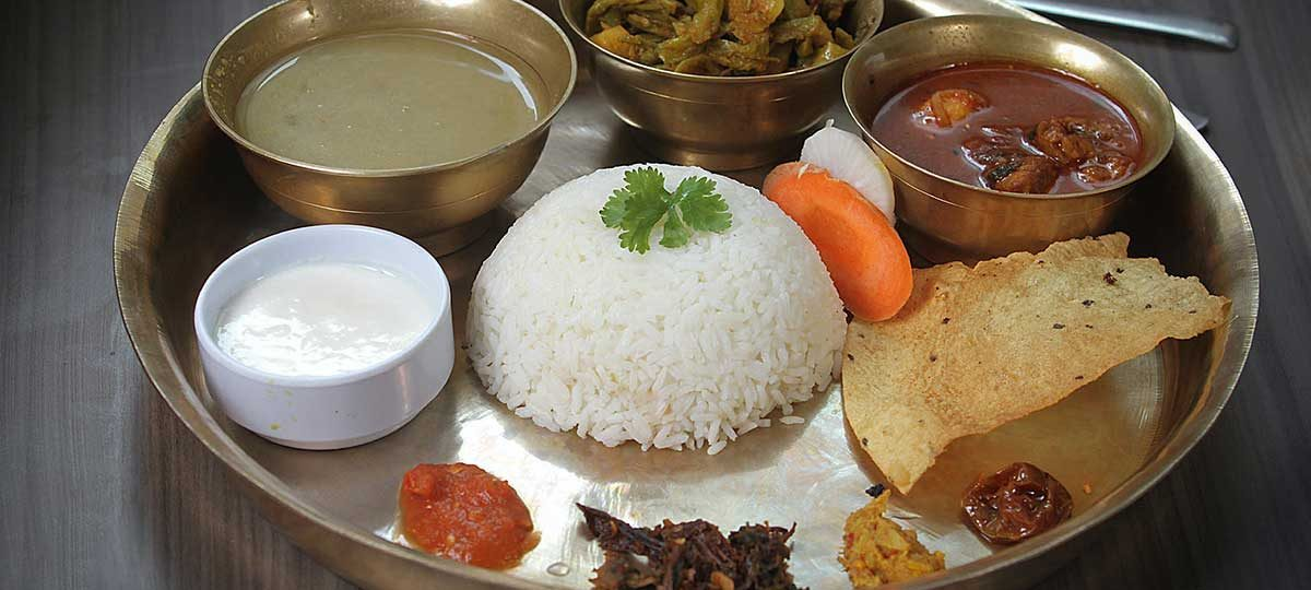 Food On The Everest Base Camp Trek