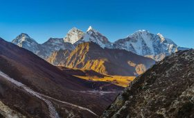 everest panorama trek in december