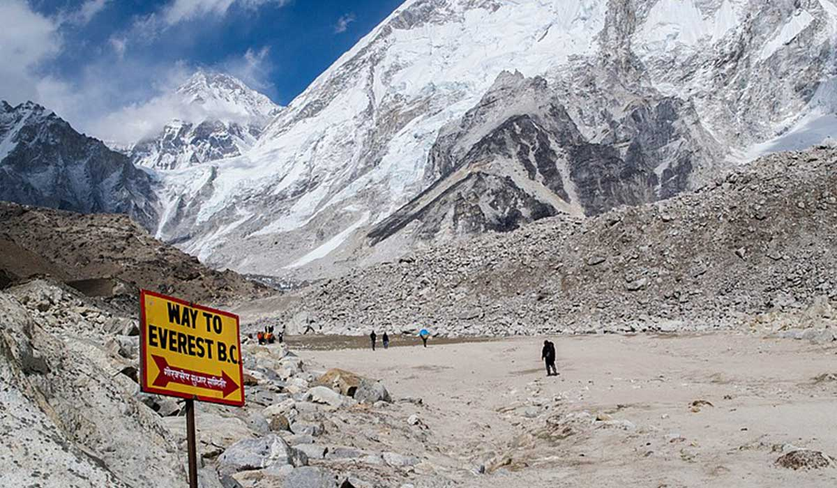 5 Reasons to do Everest Base Camp Trek