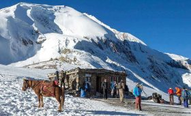 Annapurna Circuit Trek in March
