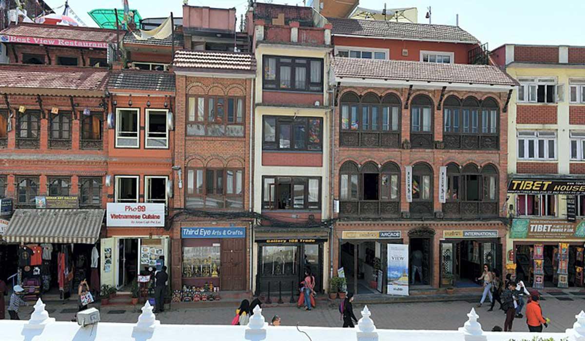 Boudha (Whre to stay in kathmandu)