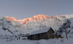 Annapurna Base Camp Trek in January