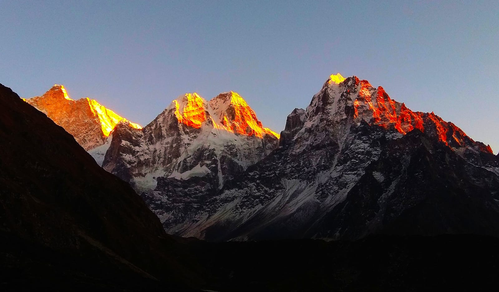 Best Time for Kanchenjunga Base Camp Trek