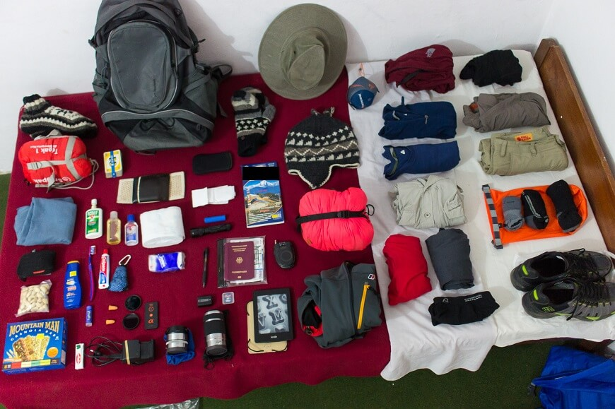 Best Time To Visit Kanchenjunga Trek Packing List