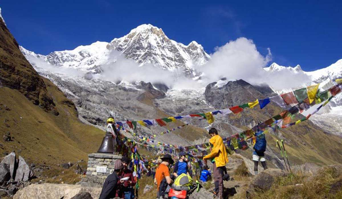 Nepal Tour in March 1