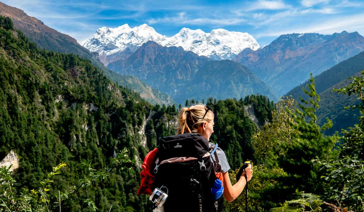 packing list for annapurna circuit trek