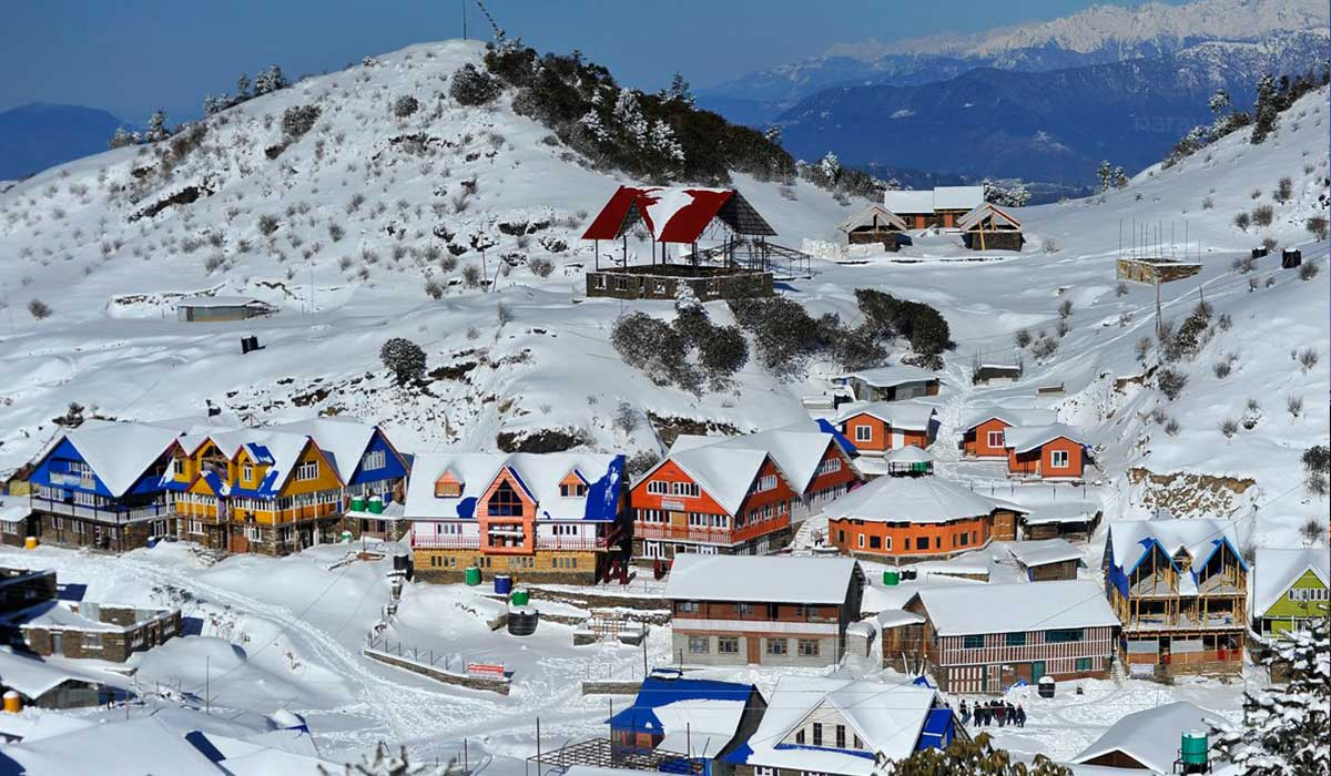 Kalinchowk 10 Places To Visit Nepal In Winter